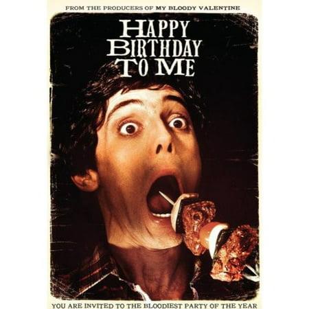 Happy Birthday To Me (Happy Halloween Birthday To Me)