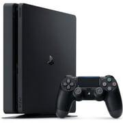 Refurbished Sony PlayStation 4 CUH-2215AB01 Slim 500GB Video Game Console - Black