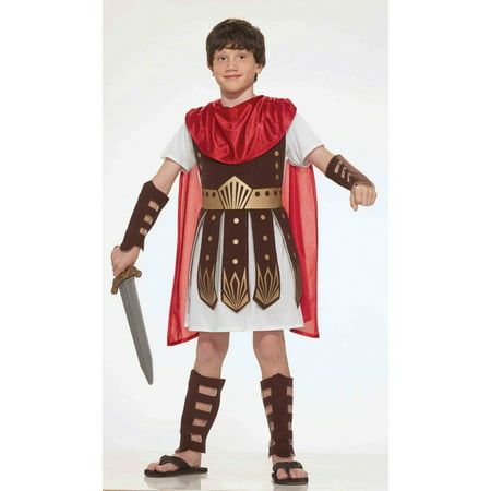 Halloween Child Roman Warrior Costume - Roman Goddess Halloween Costume