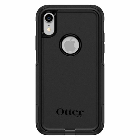 best sneakers 26619 2b482 OtterBox Commuter Series Case for iPhone XR - Black