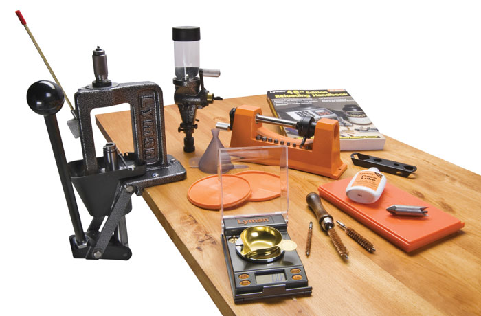 Click here to buy 115945 Lyman Crusher Expert Kit by Lyman.