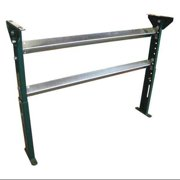 ASHLAND CONVEYOR H15M49B27 Conveyor H-Stand,43to55In,27BF