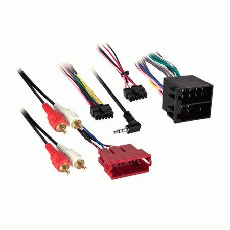 Axxess Fiat 500 accessory and NAV Output CAN Interface 2012-up (ax-adxsvi-ft1)