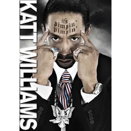 Katt Williams: It's Pimpin' Pimpin' (Vudu Digital Video on Demand) for $<!---->