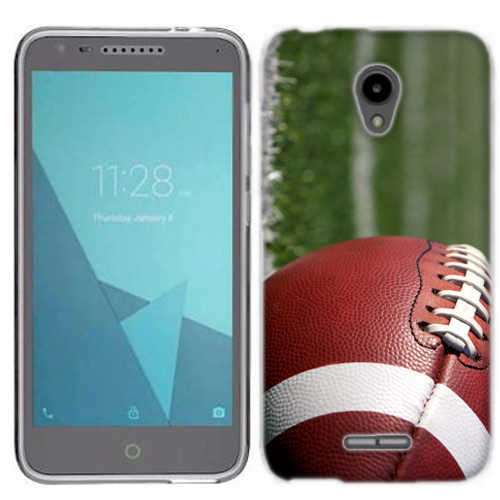 MUNDAZE Football Case Cover For Alcatel Raven