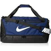 Nike Brasilia Training Medium Duffle Bag, BA5955 (Midnight Navy/Black/White)