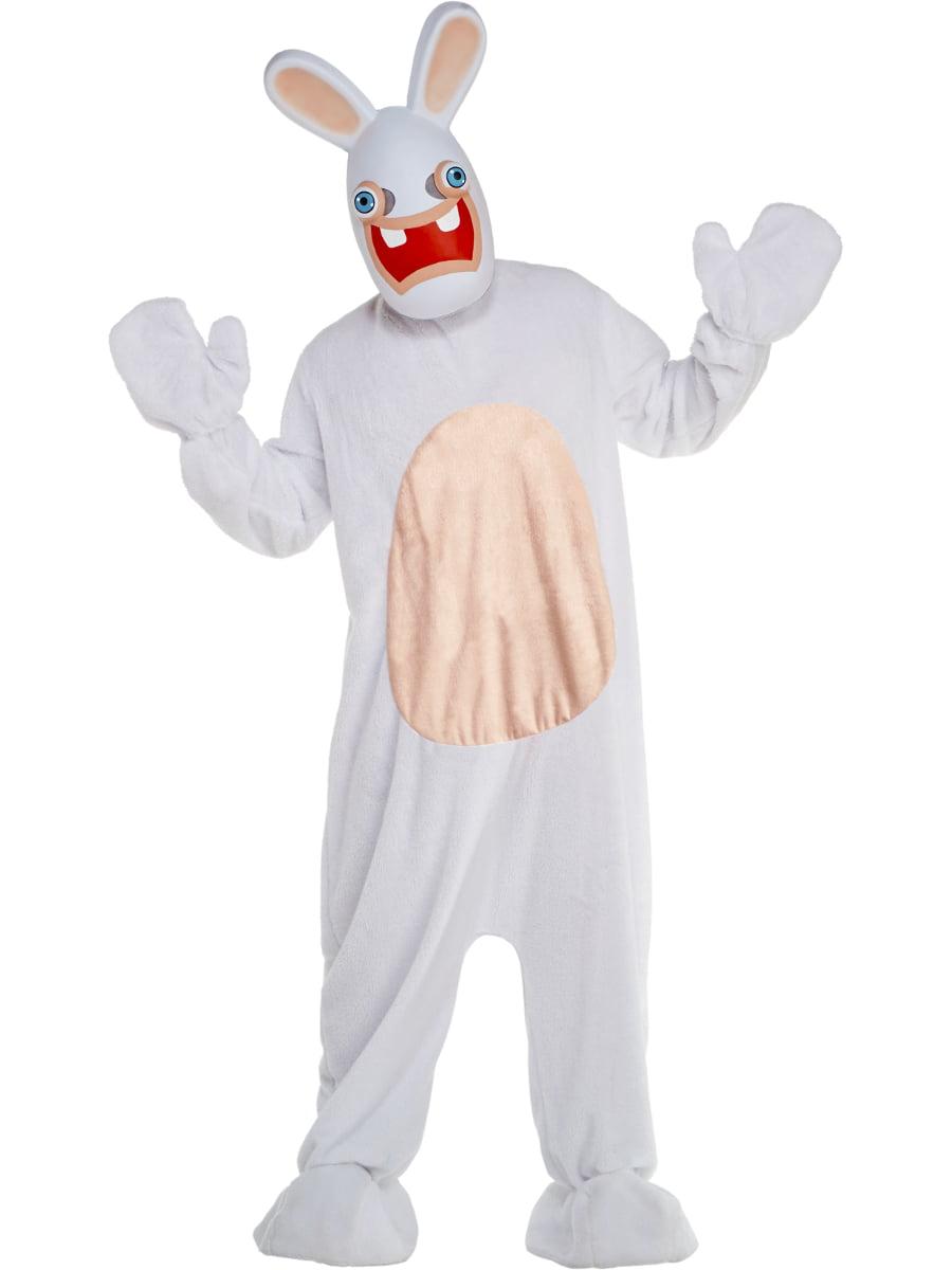 Rabbids Invasion Rabbid Bunny Deluxe Adult Costume by Palamon