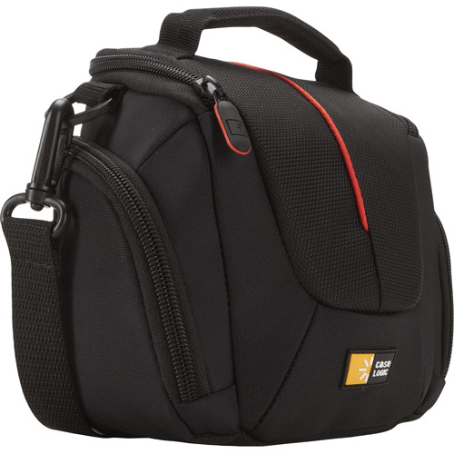 Case Logic DCB-304 High Zoom Camera Case, Black