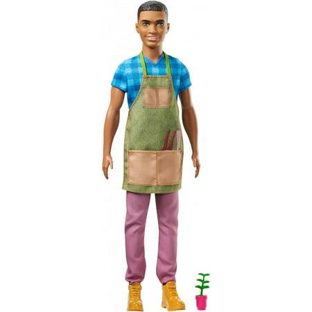 Barbie Sweet Orchard Farm Ken Friend Doll with Seedling