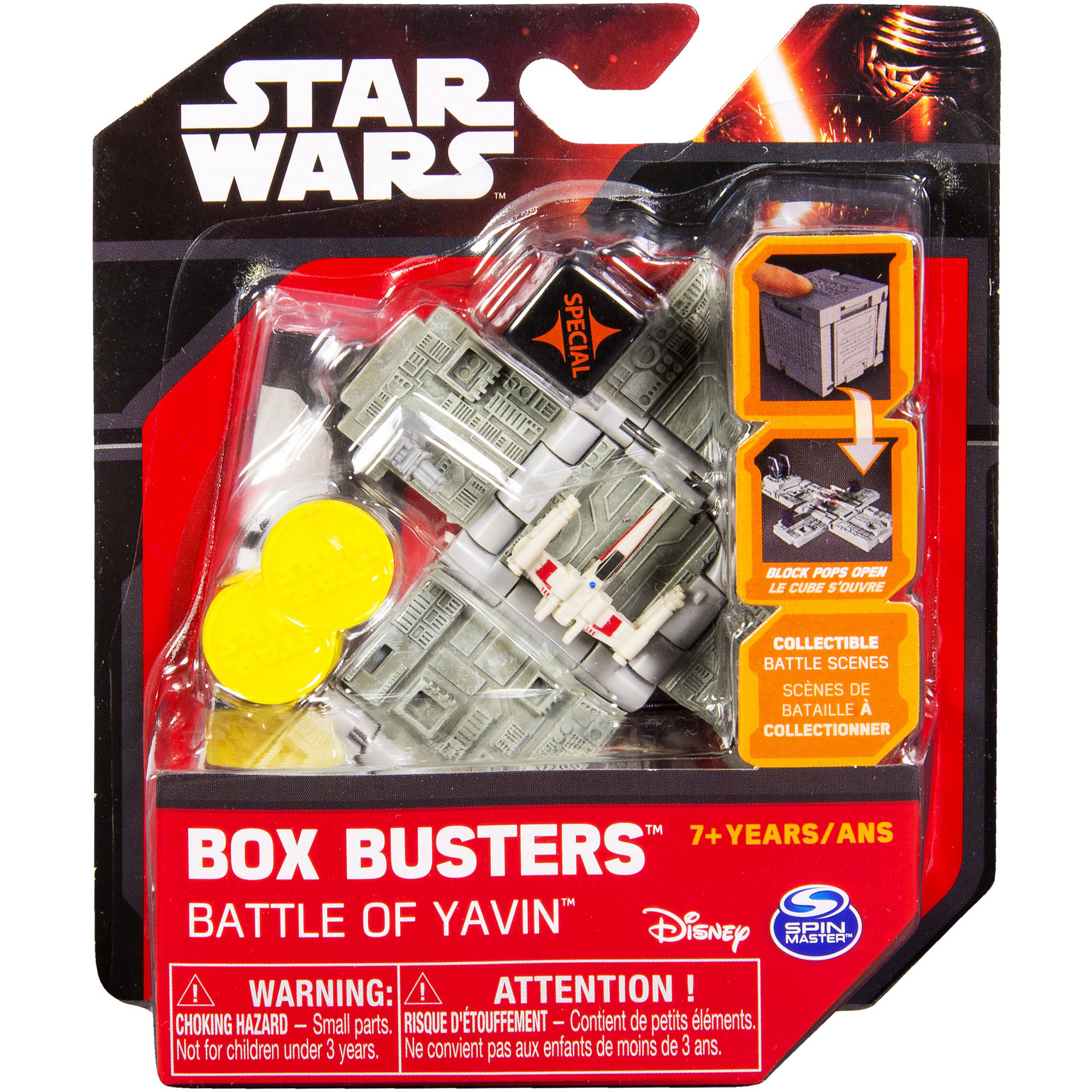 Star Wars Box Busters Battle of Yavin