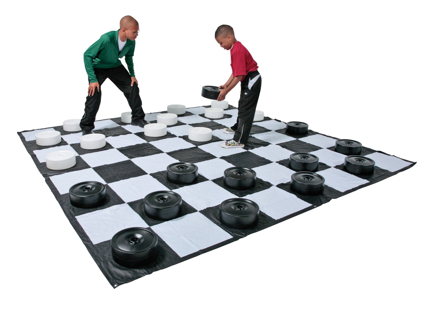 DOM Giant Vinyl Mat for Chess or Checkers by Dom Sports And Games