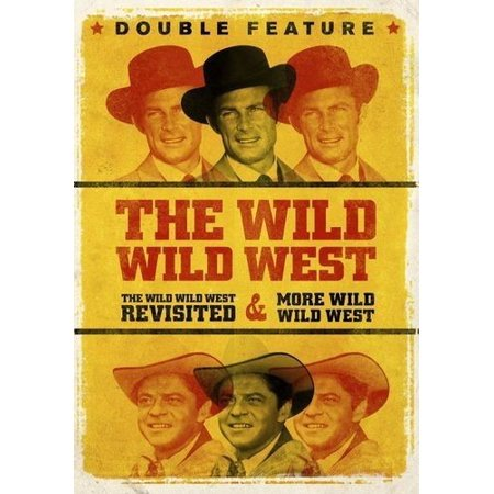 The Wild Wild West Revisited / More Wild Wild West (DVD)](Wild West Saloon Girl)