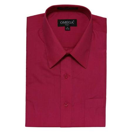 Gravity Threads Mens Dress Shirt Short Sleeve  Button Up Shirt - Dress Up X Men