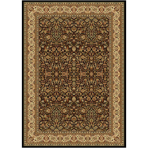 Home Dynamix Regency Black Area Rug