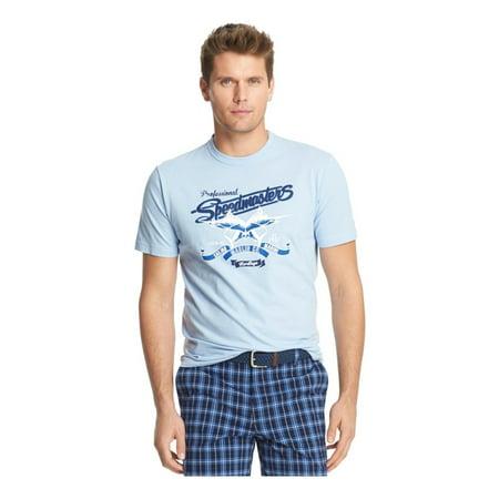 Marlin Tag - IZOD Mens Speedmasters Marlin Co. Graphic T-Shirt