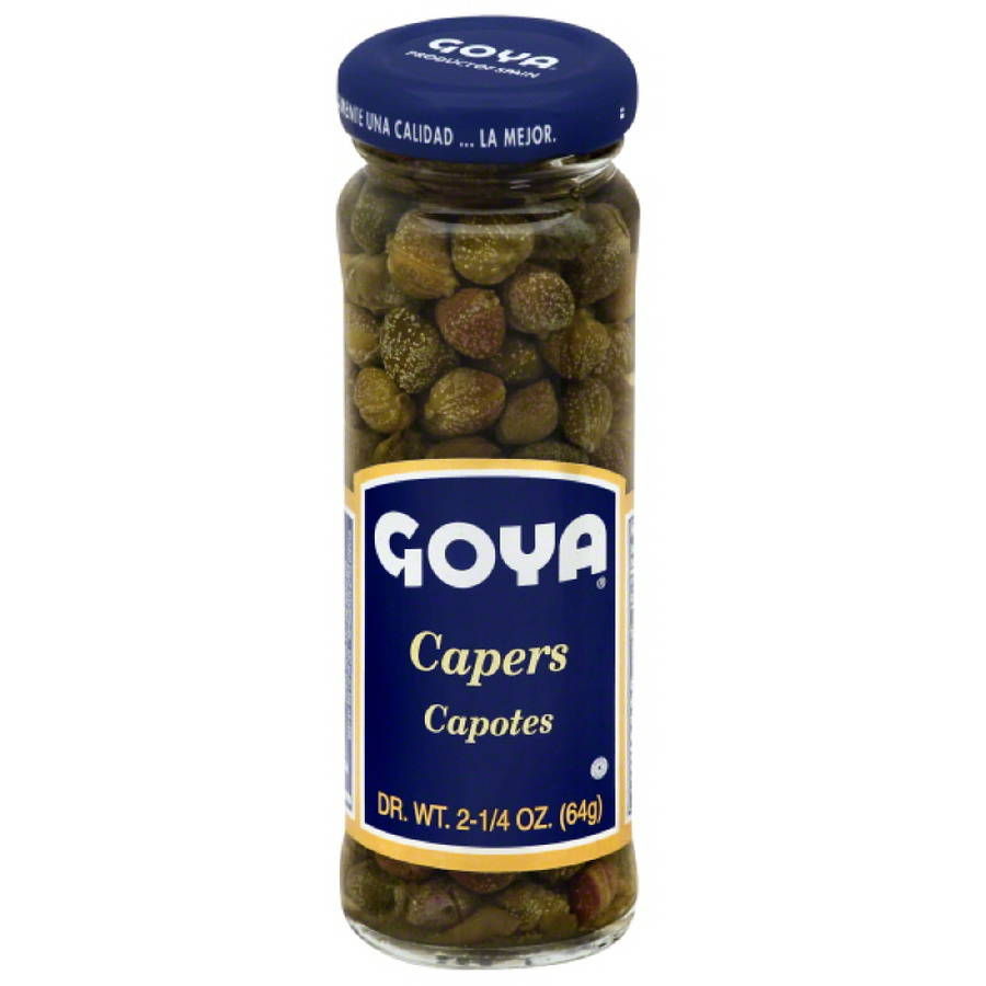 Goya Capers, 2.25 oz, (Pack of 24)