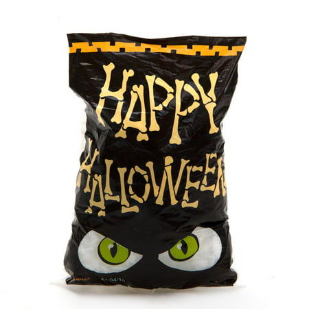 Mini Happy Halloween Cellophane Bags - Happy Halloween Corgi