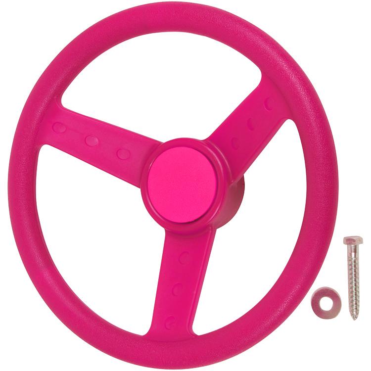 Swing Set Stuff Inc. Steering Wheel (Pink)