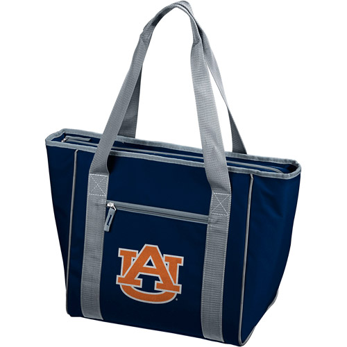 Logo Chair NCAA Auburn 30-Can Tote Cooler
