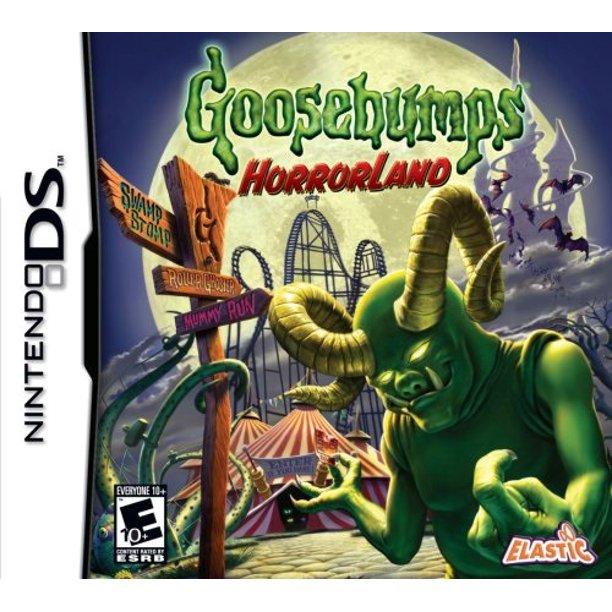 Goosebumps Horrorland Nintendo Ds Walmart Com Walmart Com
