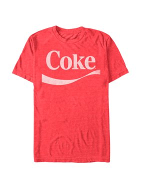 7db4157fe7c71 Product Image Coca Cola Men s Simple Logo T-Shirt