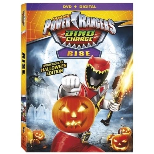 Power Rangers: Dino Charge, Volume 4 - Rise (DVD   Digital Copy)