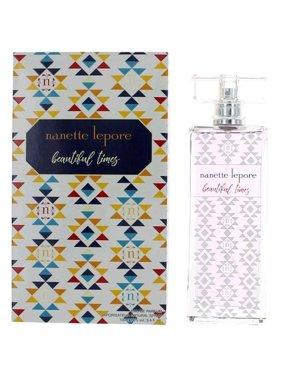 Nanette Lepore Eau De Parfum, Perfume for Women, 3.4 oz