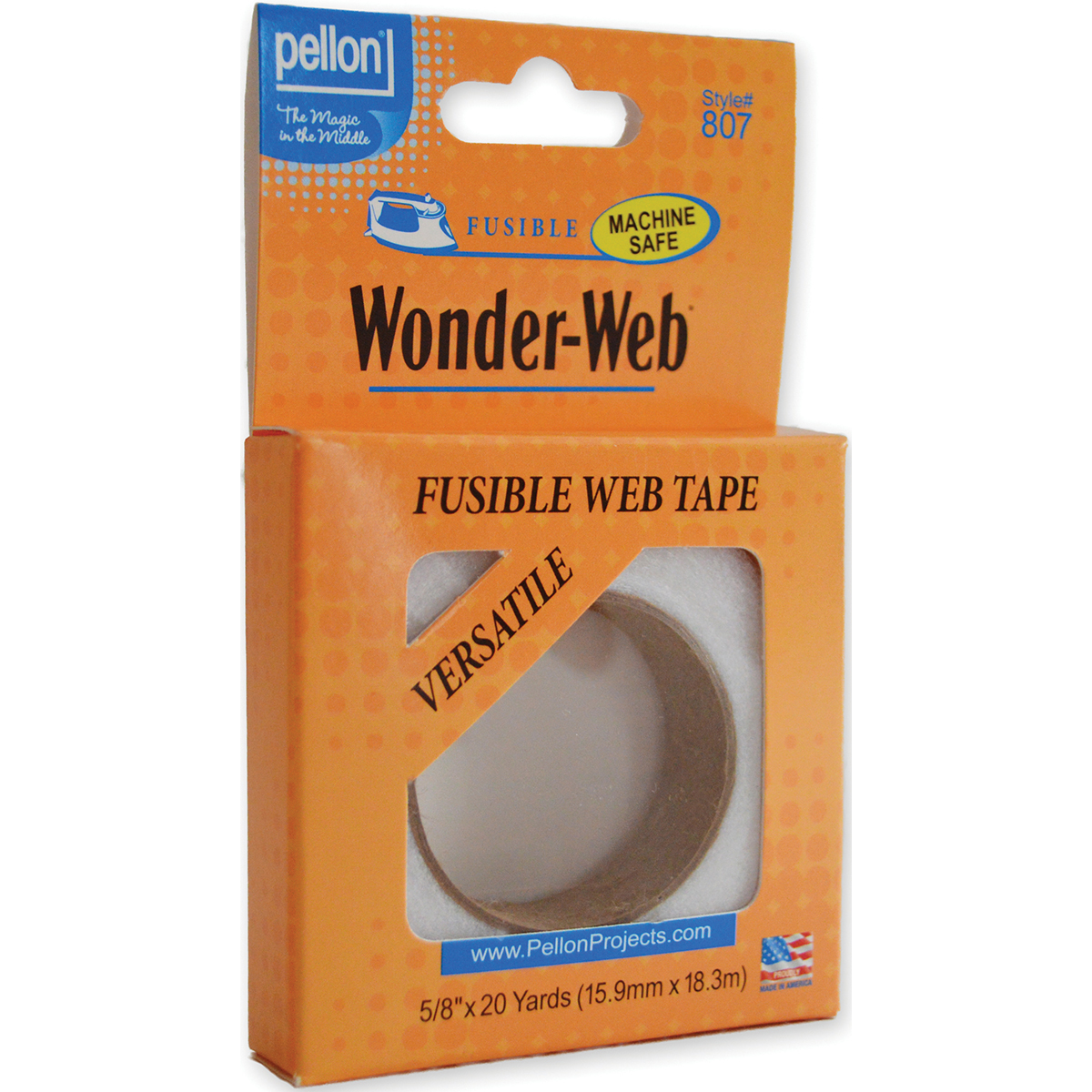 "Wonder - Web Fusible Tape - 5/8"" X 20yd"