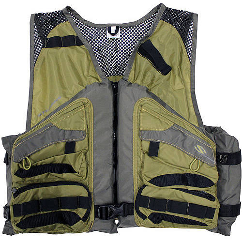 Stearns Adult Deluxe Fishing Vest