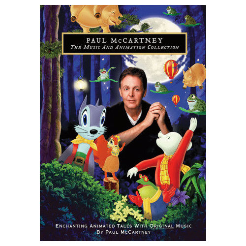 Paul Mccartney: The Music And Animation Collection (2004)