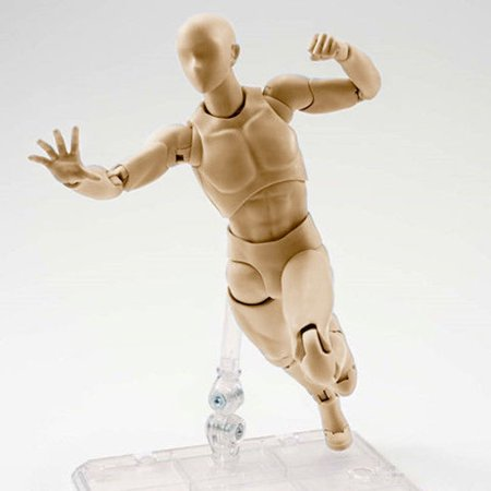 - Drawing Figures For Artists Action Figure Model Human Mannequin Man Woman Kits