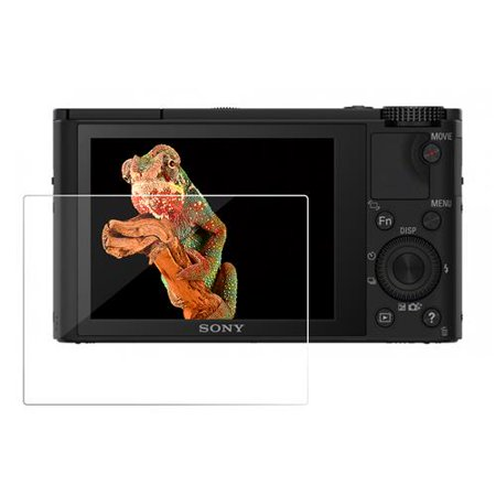 ProOptic Glass Screen Protector for the Sony Cyber-shot DSC-RX100 III Digital (Glasses With Camera And Screen)