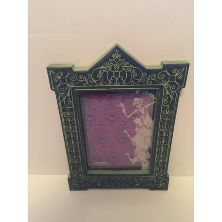 Disney Parks Haunted Mansion Hitchhiking Ghost Photo Frame New With