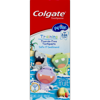 Colgate My First Baby and Toddler Toothpaste, Fluoride Free, Mild Fruit - 1.75 Ounce, 6 Pack