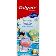 Colgate My First Baby and Toddler Toothpaste, Fluoride Free, 1.75 ounces