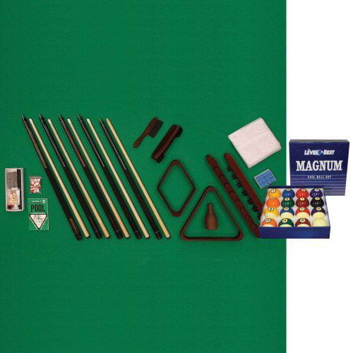 Level Best Premium Billiard Accessory Kit