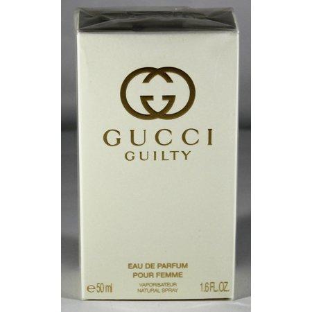 Gucci Guilty Pour Femme Eau de Parfum 1.6 oz / 50 ml For Women (Gucci 50)