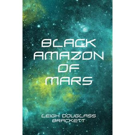 Black Amazon of Mars by