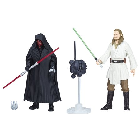 Star Wars Force Link 2.0 Darth Maul & Qui-Gon Jinn - Darth Maul Devil