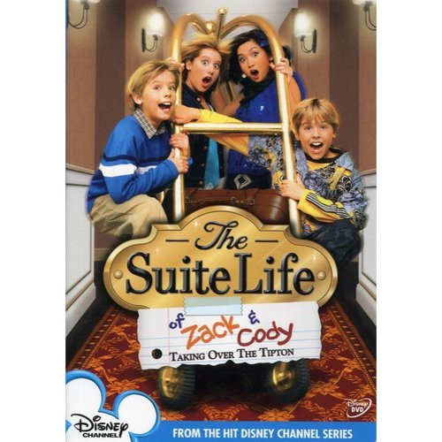 Suite Life Of Zack & Cody: Taking Over The Tipton