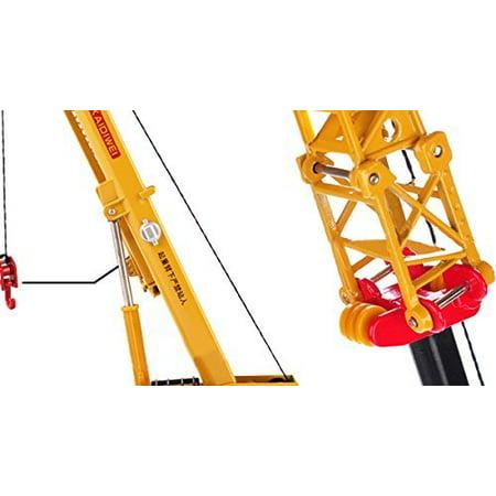 Damara Kid's Adjustable Lifting Crane Toy Truck - image 3 of 4