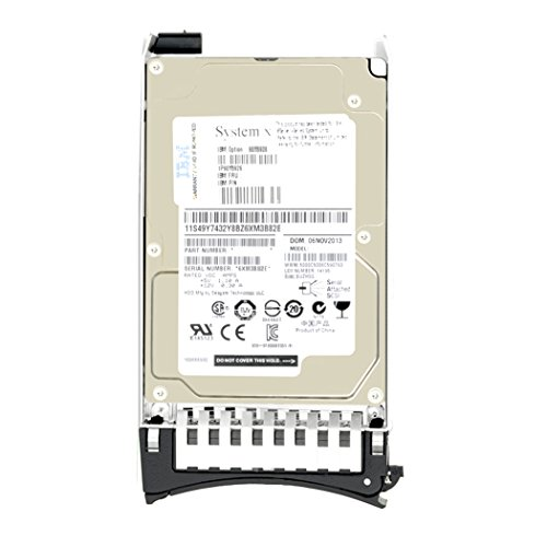 IBM 00AD080 - 1.2TB 2.5'' SAS 10K 6Gb/s HS Hard Drive