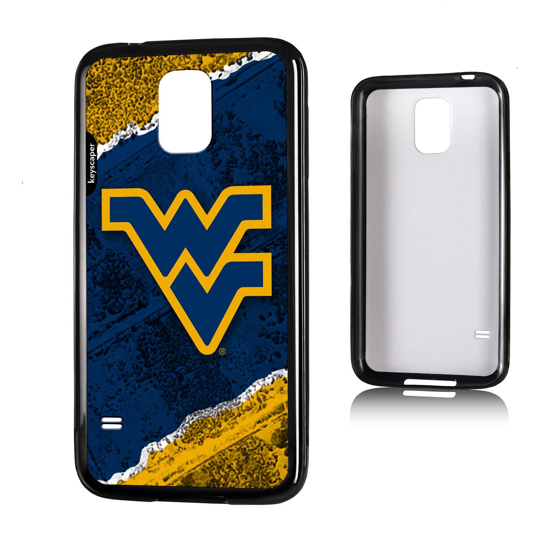 West Virginia Mountaineers Galaxy S5 Bumper Case