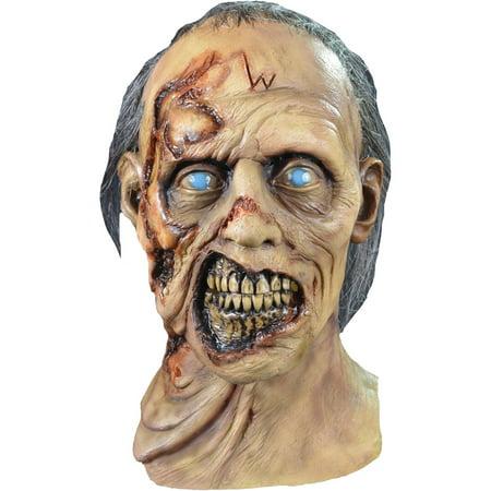 Walking Dead W Walker Mask Adult Halloween Accessory