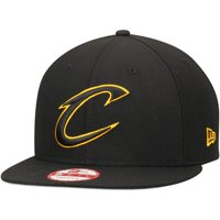 Cleveland Cavaliers New Era 2016 NBA Finals Champions 9FIFTY Snapback Adjustable Hat - Black - OSFA