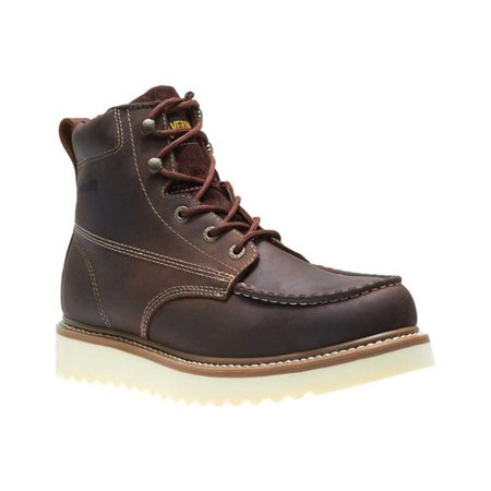 Oak Mens Wedge (Men's Loader 6 Wedge Steel-Toe Boot )