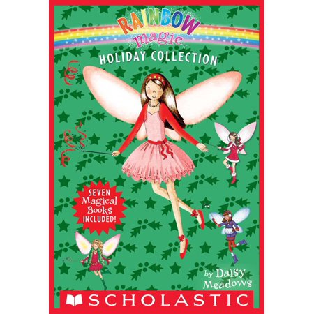 The Rainbow Magic Holiday Collection - eBook