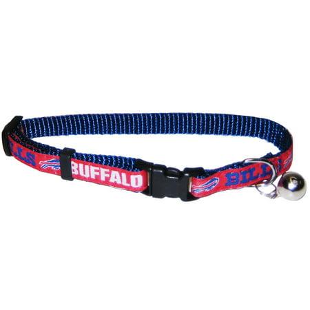 de4c563d1 Pets First NFL Buffalo Bills Cat Collar - Walmart.com