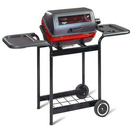 Americana 1500-Watt Deluxe Electric Grill with Side Tables