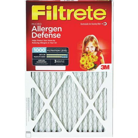 3M 14X24X1 Allergen Filter